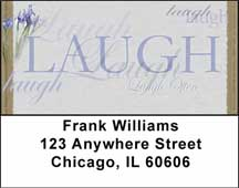 Live, Laugh, Love Address Labels