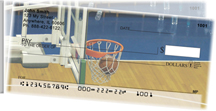 Basketball Side Tear Personal Checks