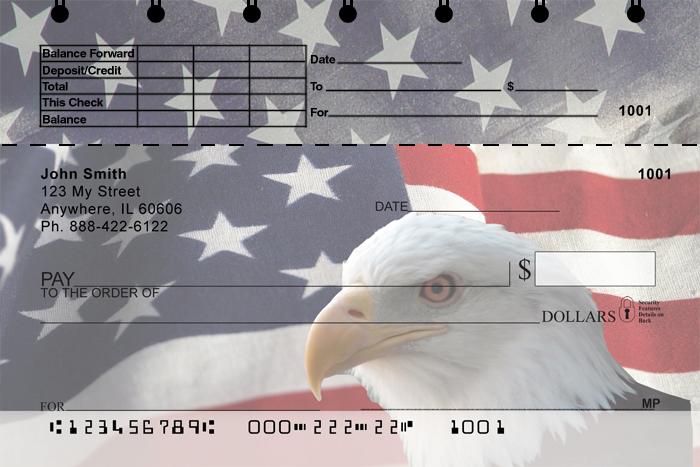 Soaring Over America Top Stub