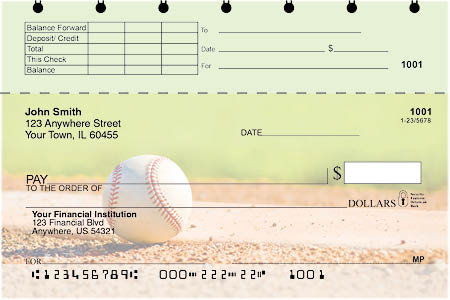 Baseball Top Stub Checks
