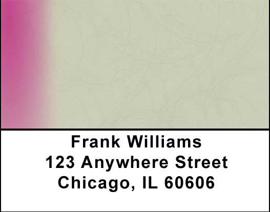 Chiseled Stone Address Labels