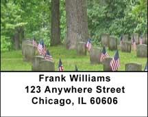 Never Forget Address Labels
