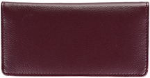 Burgundy Leather Cover