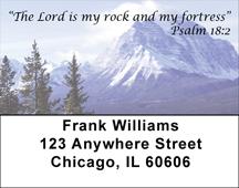 Scenic Scriptures Address Labels