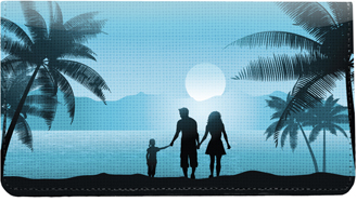 Beach Vacation Cloth Cover