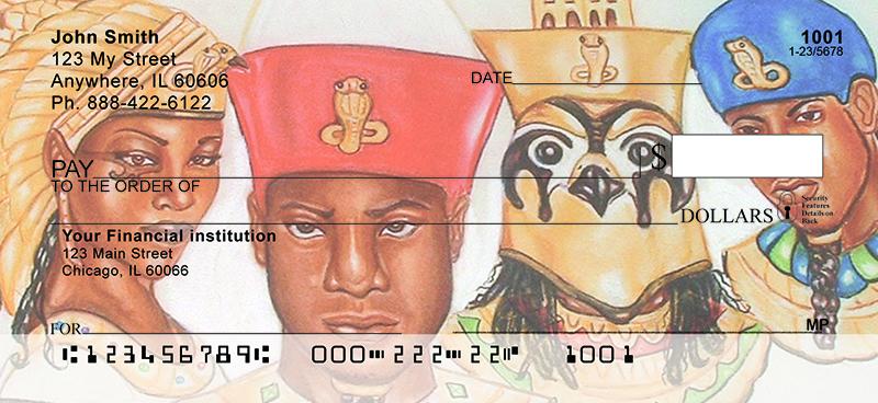 The Pharaoh's Personal Checks